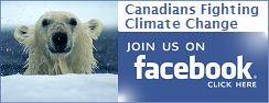 Canadians Fighting Climate Change on Facebook