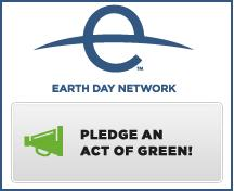 Pledge Act of Green - Earth Day Network